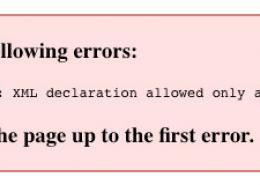 Web sayfamda xml sitemap arama motoru için hata var.