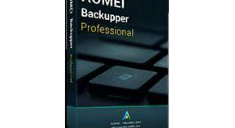 AOMEI Backupper Pro 5.3