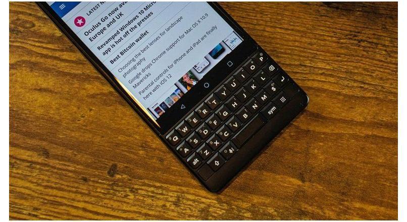 BlackBerry Telefonlar İçin 5G Öteki Bahara…