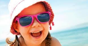 Çocuklar için güneş gözlüğü seçimi