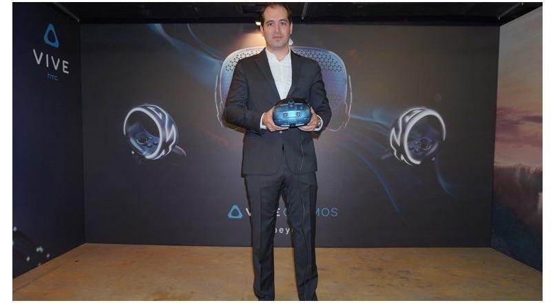 Eşsiz VR Sistemi HTC Vive Cosmos Türkiye'de!
