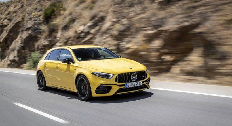 En yeni kompakt Mercedes-AMG'ler Türkiye'de