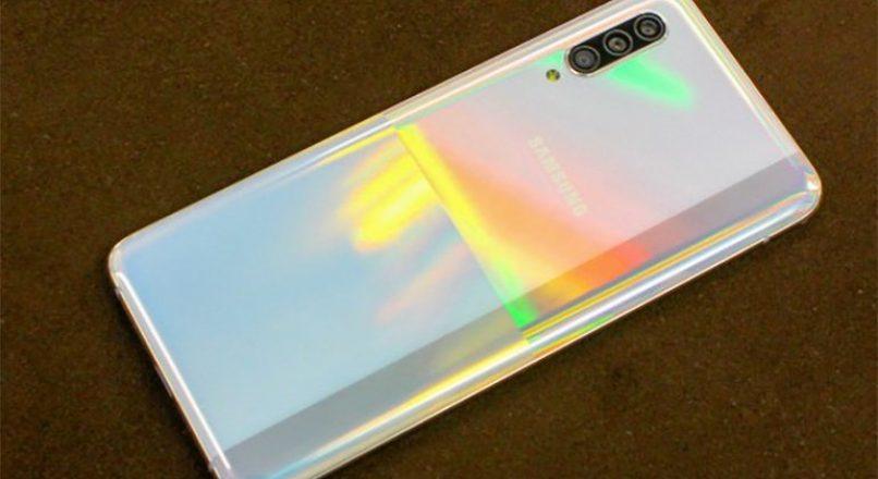 Galaxy A91'den Değerli Malumatlar Geldi!