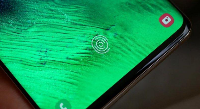 Samsung, Parmak İzi ve PIN'i Birleştirecek