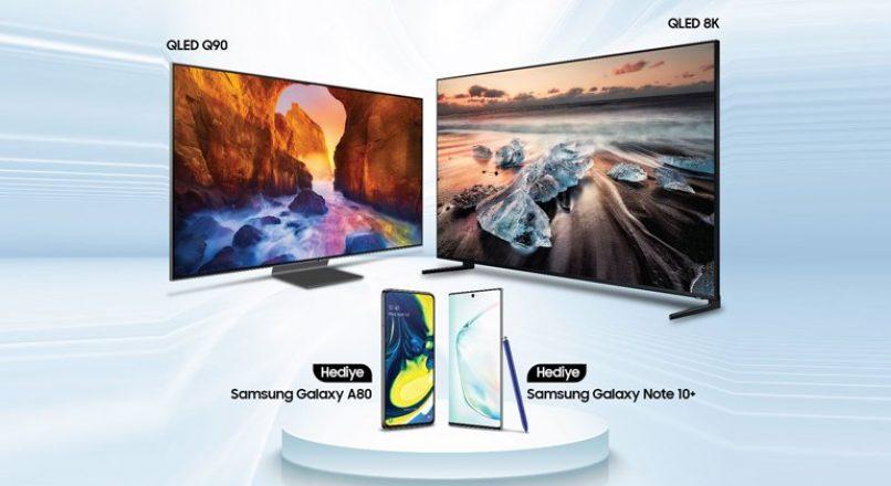 Samsung'dan Galaxy Note10+ / A80 Armağan Fırsatı