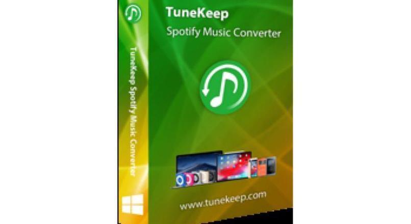 TuneKeep Spotify Music Converter 2.7.7 (Win&Mac)