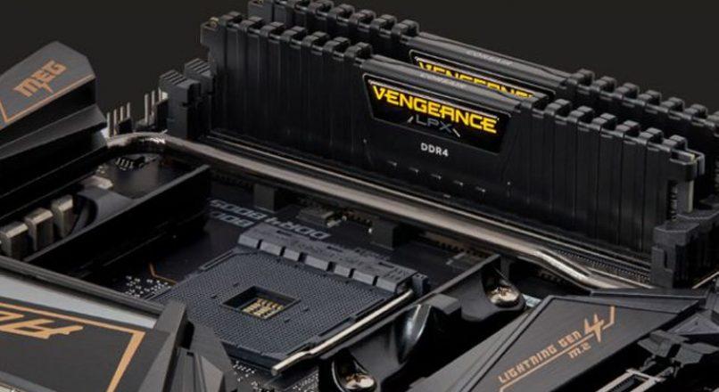 Vengeance LPX: Yerkürenin En Süratli RAM'i Tanıtıldı!