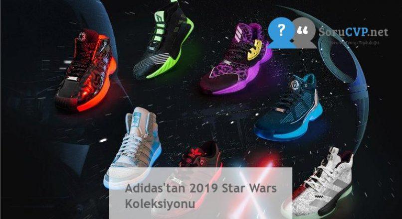 Adidas'tan 2019 Star Wars Koleksiyonu