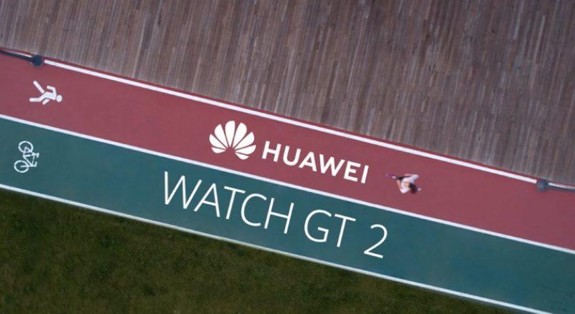 "HUAWEI'nin ""İlk"" Watch GT 2 Reklamı Yayında"