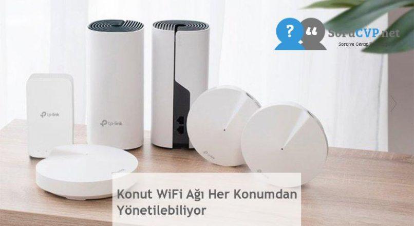 Konut WiFi Ağı Her Konumdan Yönetilebiliyor