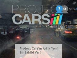 Project Cars'ın Artık Yeni Bir Sahibi Var!