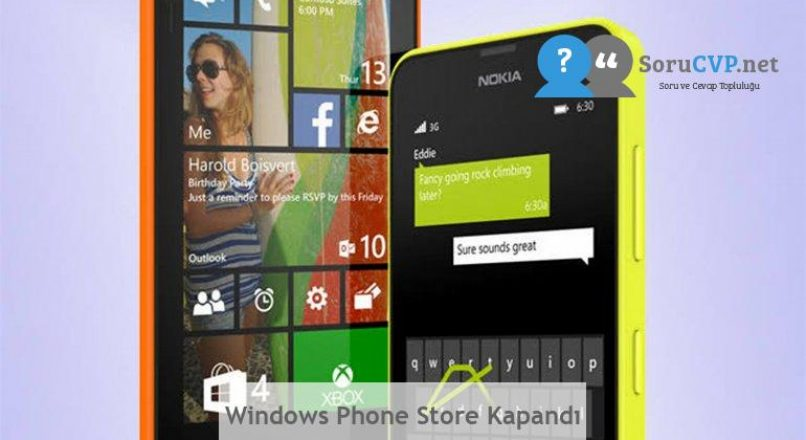 Windows Phone Store Kapandı