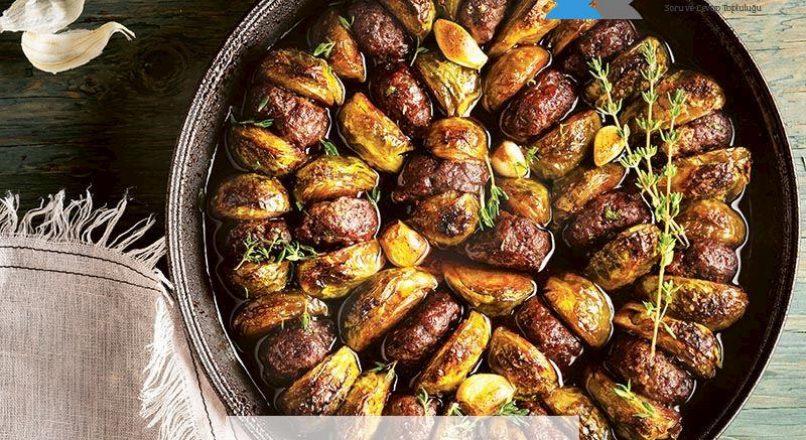 Brüksel lahanalı köfte kebap