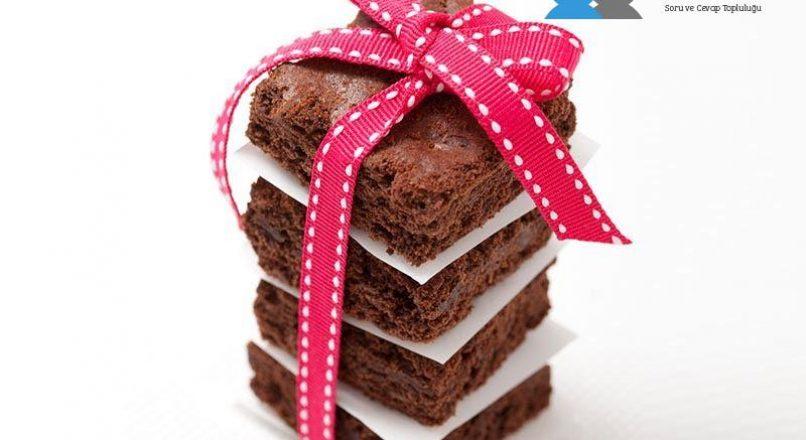 Glütensiz brownie