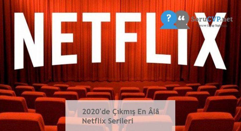 2020'de Çıkmış En Âlâ Netflix Serileri