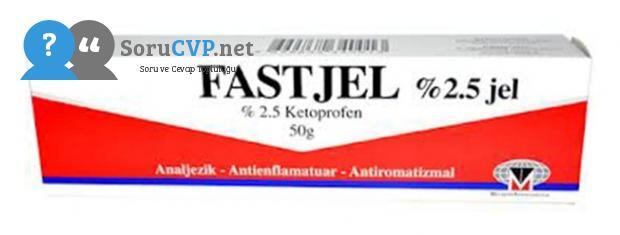 Fastjel krem ne işe yarar?