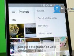 Google Fotoğraflar'da Zatî Görüntüler Sızdı!