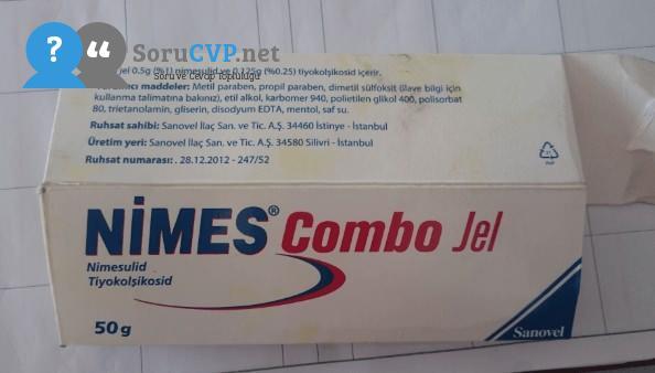 Nimes Combo Jel nasıl kullanılır?