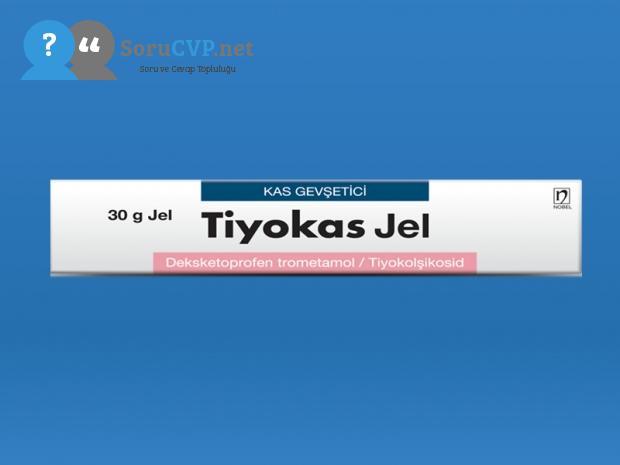 Tiyokas jel krem nasıl kullanılır?