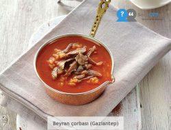 Beyran çorbası (Gaziantep)