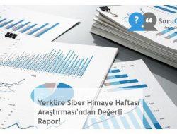 Yerküre Siber Himaye Haftası Araştırması'ndan Değerli Rapor!
