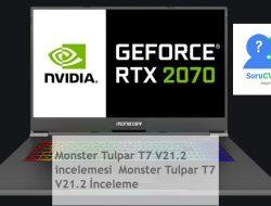 Monster Tulpar T7 V21.2 incelemesi  Monster Tulpar T7 V21.2 İnceleme
