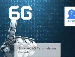 Türkiye, 6G Çalışmalarına Başladı