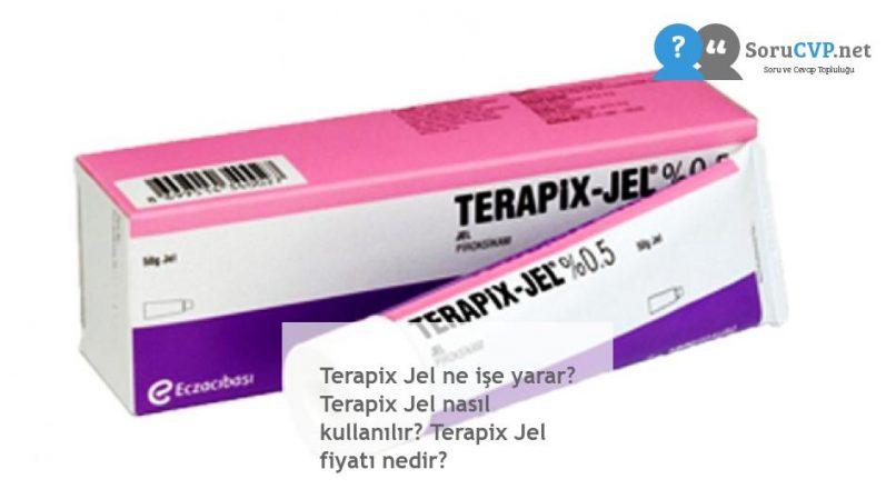 Terapix Jel ne işe yarar? Terapix Jel nasıl kullanılır? Terapix Jel fiyatı nedir?