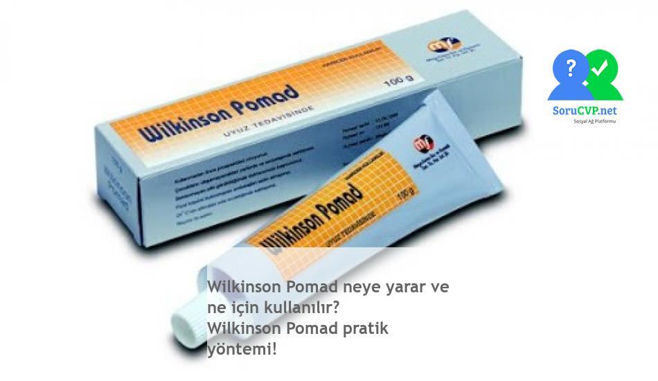 Wilkinson Pomad