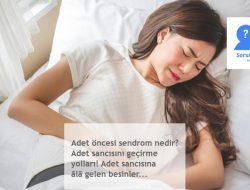 Adet öncesi gerginlik sendromu PMS nedir?