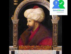 Fatih Sultan Mehmet orijinal portresi satışta, fiyatı?