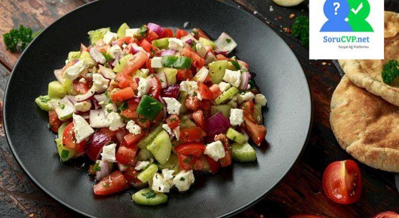 Gavurdağı Salatası [2020] Yapımı