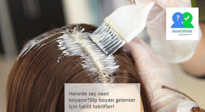 Evde Saç Boyama Yöntemleri [2020 Yeni Teknik]