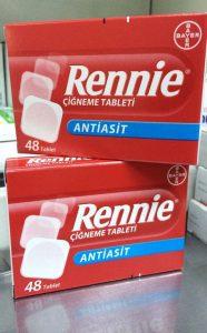 mide yanması için reçetesiz ilaç