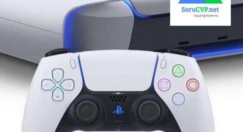 PlayStation 5:  Oyun Konsolu'nun Tarihi Belli Oldu