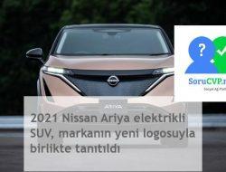 2021 Nissan Elektrikli SUV, Yeni Marka Ariya [Fiyatı]