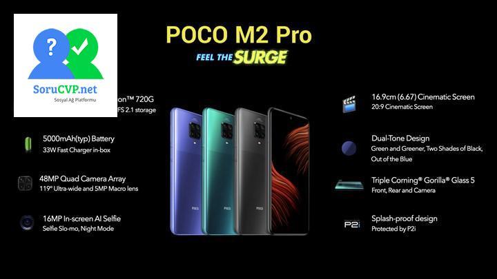 POCO M2 Pro fiyatı