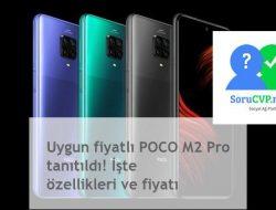 POCO M2 Pro: Uygun fiyatlı Akıllı Telefon  [Özellikleri ve Fiyatı]